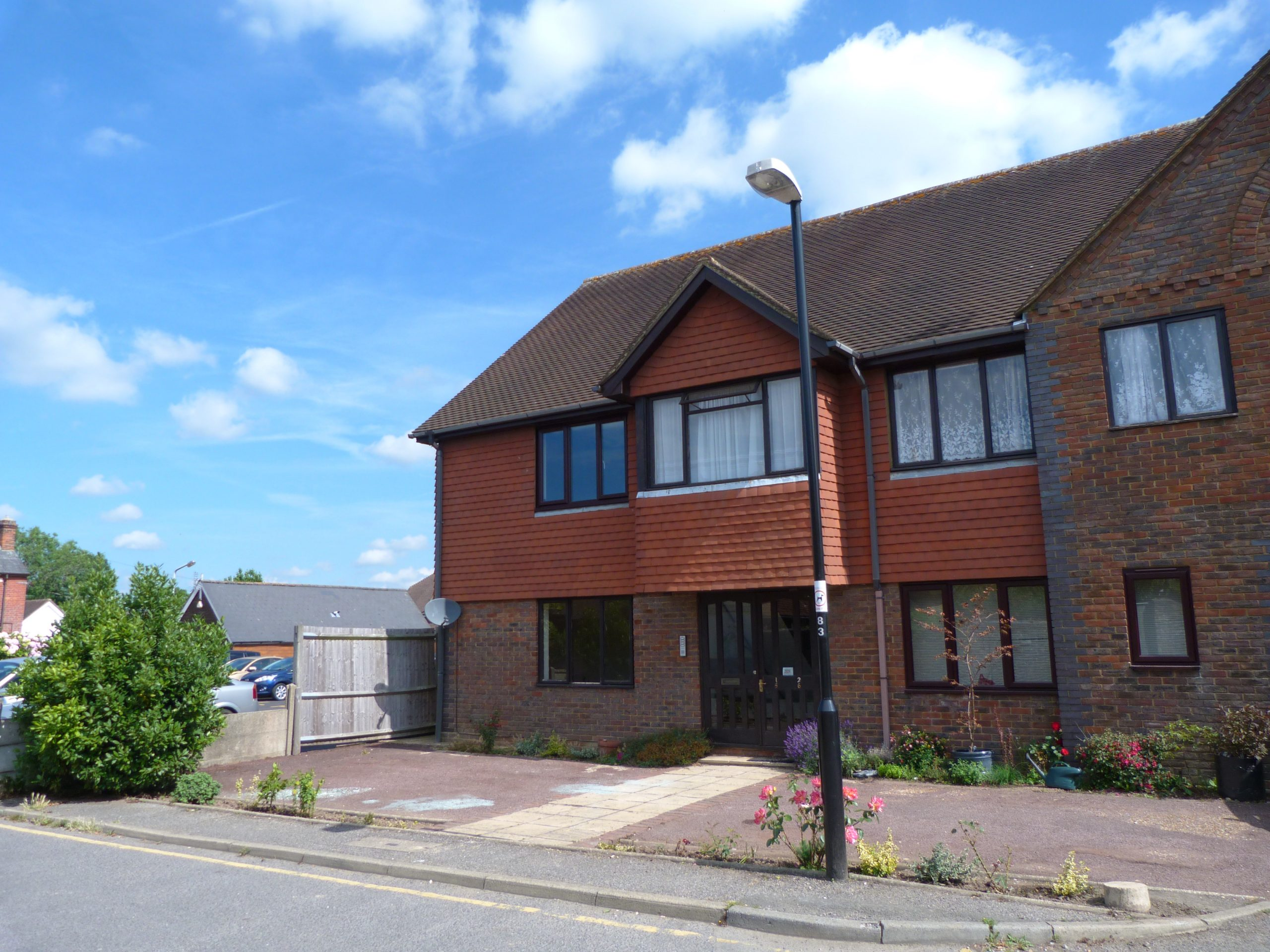 Hawkhurst – One bedroom Ground Floor Flat
